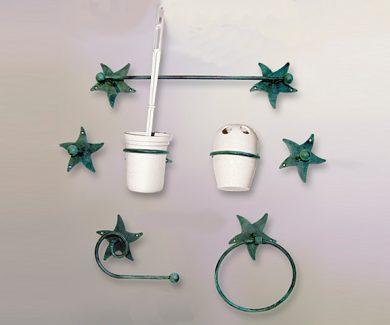 Juego de accesorios baño