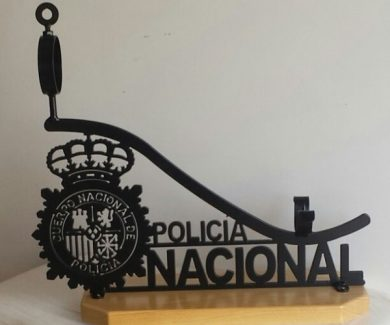 Jamonero Policia Nacional