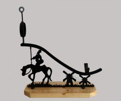 Jamonero Don Quijote