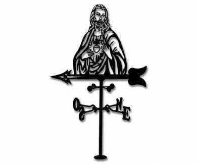 Veleta Sagrado Corazón de Jesús
