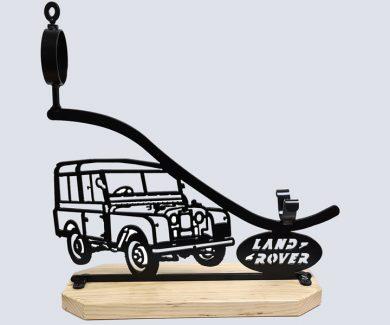 Jamonero Land Rover