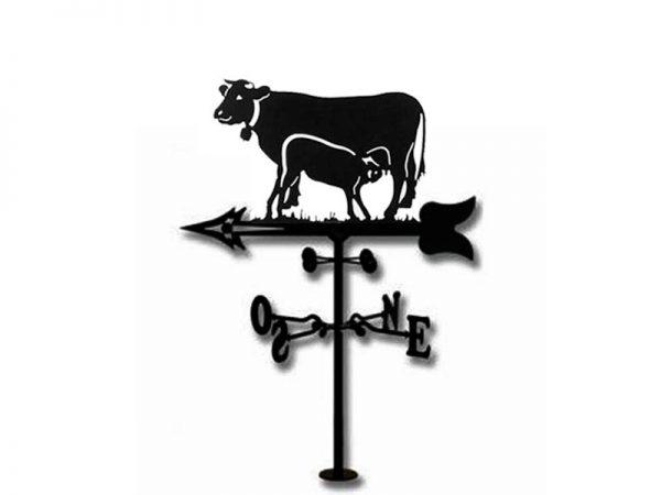 Veleta Vaca y Ternero